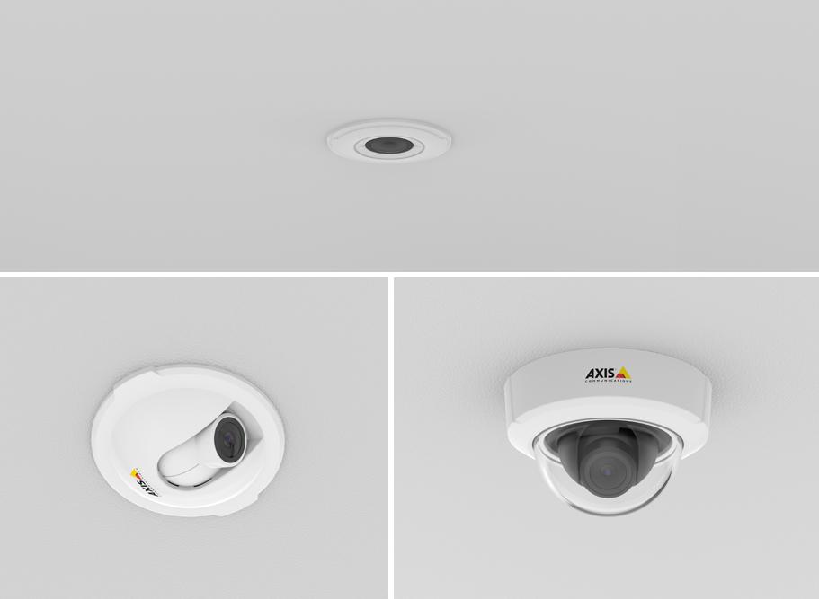 AXIS P1244 - Small sensor unit
